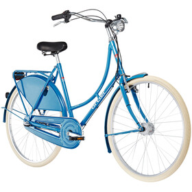 Ortler Van Dyck Rower miejski Kobiety niebieski